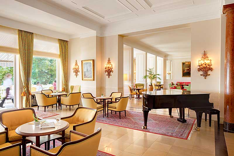 Hotel Bad Schachen Restaurant